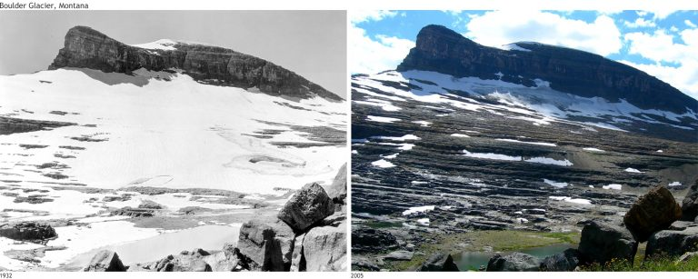 NOAA Reports on the State of Glaciers