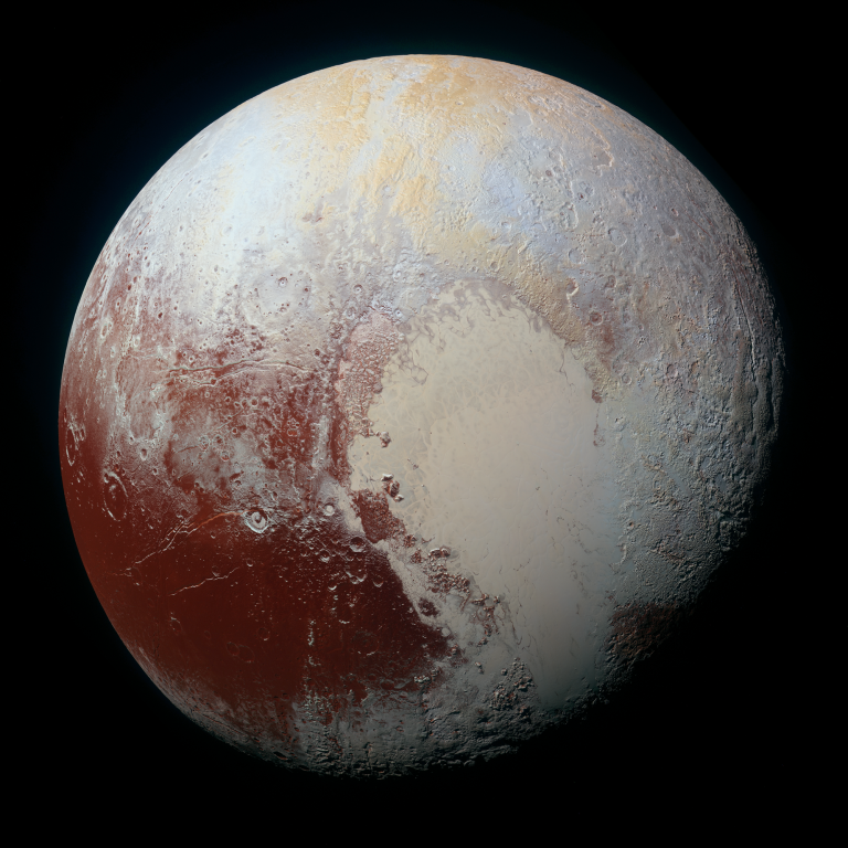 Pluto Flyby on Tuesday, July 14