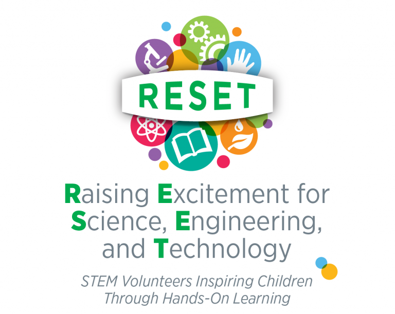 Science and Math Volunteers Work with Teachers and Students in the Classroom